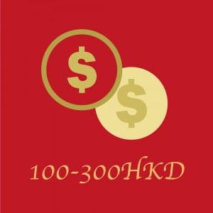 100-300