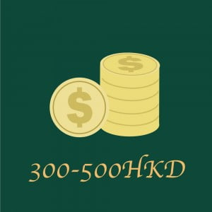 300-500